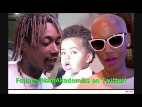 Wiz Khalifa Claims Amber Rose is a FILTHY THOT That Doesn't CLEAN!