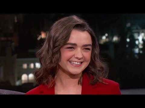Maisie Williams Knows How Game Of Thrones Will End Teases