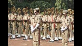 Police Commemoration Day 2018 LIVE | Telangana State Police | Telangana