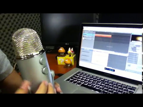 Micrófono profesional USB, Blue Yeti / WISH Review