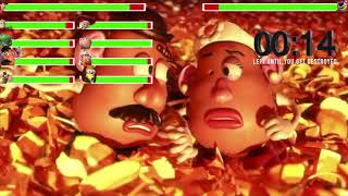 Toy Story 3 Incinerator Scene with healthbars & timer 2 4.63 MB