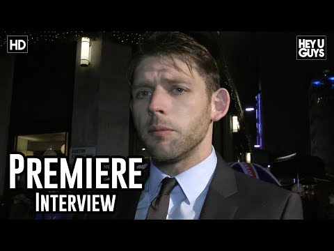 Spike Island Premiere - Chris Coghill Interview