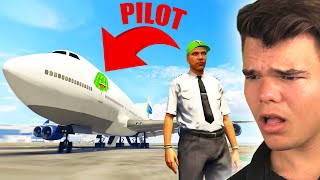 Getting A REAL JOB In GTA 5!