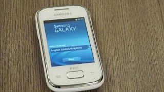 Formatar resetar o Samsung Galaxy Pocket GT S5303b com backup