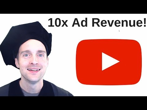 Secrets to Multiply YouTube Ad Revenue by 10!