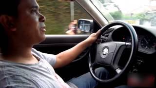 BMW 328i 6Cil Escape 6x2 - Tenebroso até a policia ficou de zóio * Fortec Race*