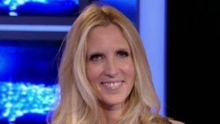 Ann Coulter talks immigration, Trump's 2016 bid