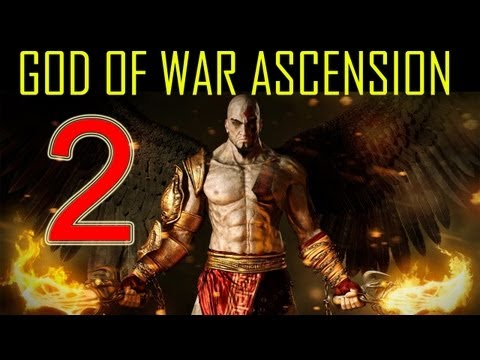 God of War Ascension - walkthrough part 2 let's play gameplay god of war 4 walkthrough part 1 PS3 HD God of War Ascension