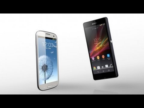 Samsung Galaxy S4 vs Sony Xperia Z - Full Comparison Reviews