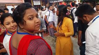 Full Masti Video Dance at Bilasipara College 2017