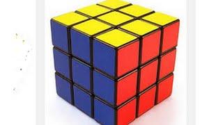 como armar el cubo rubik paso a paso facil