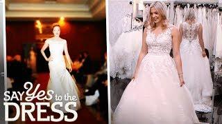 Wedding Dress Model Can