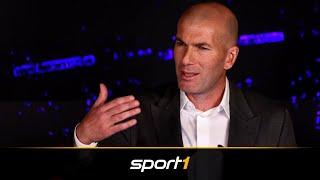 145 Millionen! Dieses Duo hat Zinedine Zidane auf dem Zettel | SPORT1 - TRANSFERMARKT