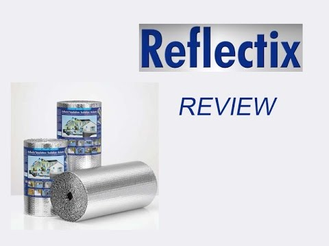 Reflectix Insulation Review