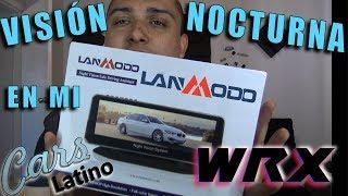 Probé el Sistema de Visión Nocturna Lanmodo en mi Carro! (Vlog) *CarsLatino*