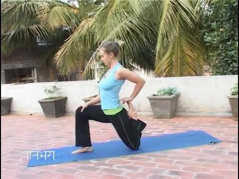 Уроки хатха-йоги - видео