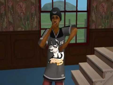 Lyrical Miracle - Prodi G       Sims 2 video