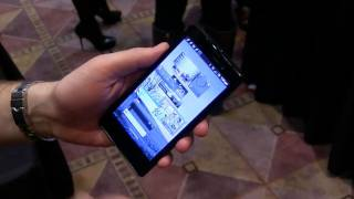 Sony Xperia Ion Hands On