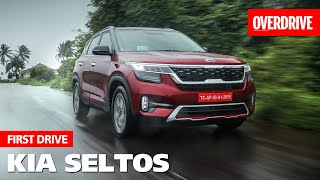 Kia Seltos | Review, Features & Specs | OVERDRIVE