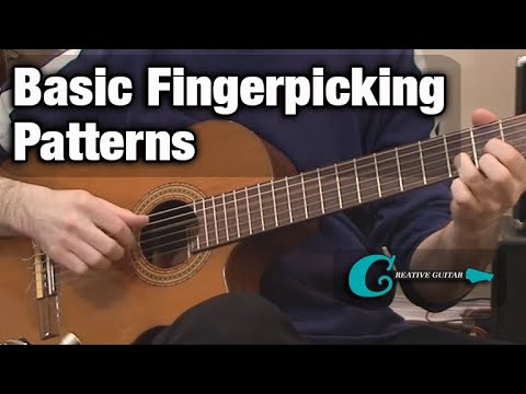 basic finger picking - ShareOutLoud - ShareOutLoud - Music lessons