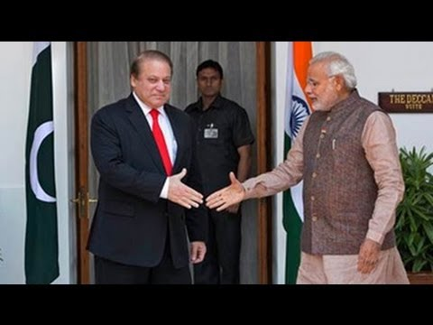 In meeting with Nawaz Sharif, PM Narendra Modi raises terror, 26/11 trial