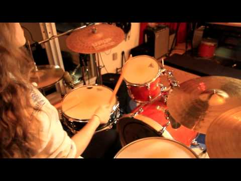 Domino - Drum Cover - Jamie Cullum / Music Is Through