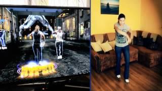 The Hip Hop Dance Experience - Drop it like it's hot - Go hard