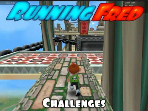 Running Fred APK Cover