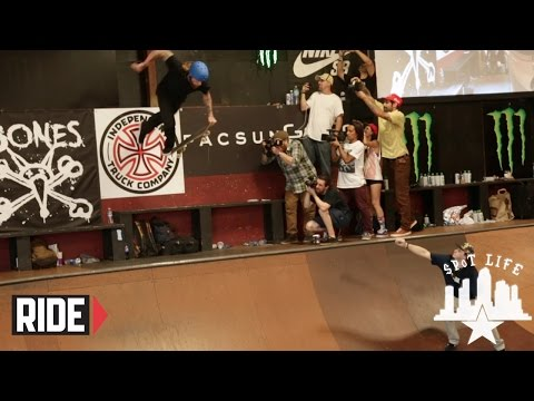 Tampa Pro 2015: Qualifiers – Ishod Wair, Shane O'Neill, Mike V – SPoT Life