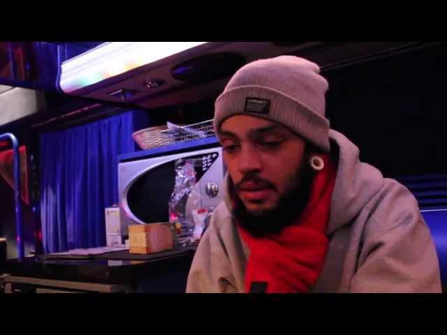 "Travis McCoy: ""Music and Relationships"" @AmaruDonTV #RUTALK"