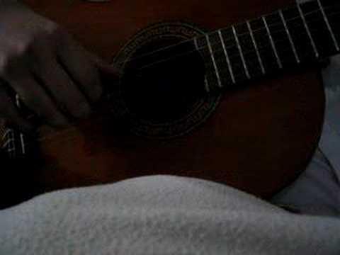 Ejercicio (Waltz) - Classical Guitar