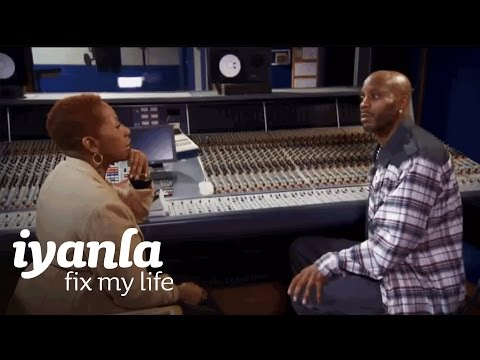 Iyanla Asks DMX If He Has a Drug Problem - Iyanla Fix My Life - Oprah Winfrey Network