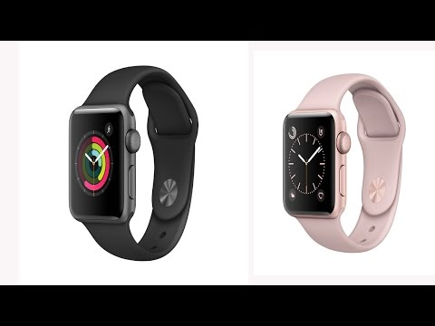 Apple Watch Series 2 Review | 3D Touch Display | Dual core | 50m waterproof