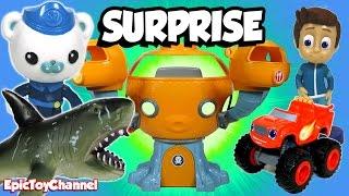 SURPRISE TOYS MAGIC + Surprise Eggs with Octonauts + Blaze, NEW PJ Masks & Disney CARS Toy Surprise