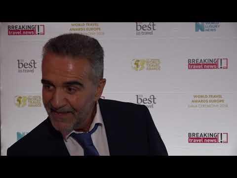 Charalampos Karimalis, president, Greek National Tourism Organisation