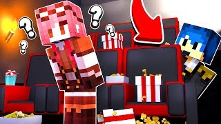 Minecraft ITA - NASCONDINO AL CINEMA!!