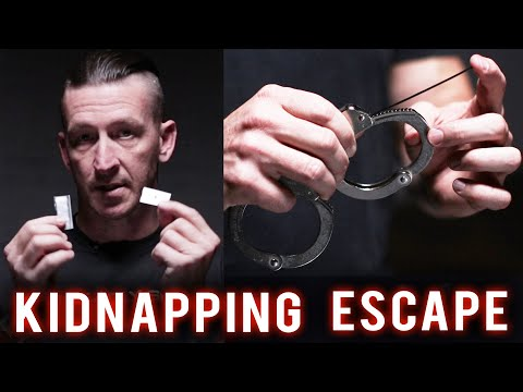 A SEAL Team SIX Member Reveals How To Escape A Kidnapping