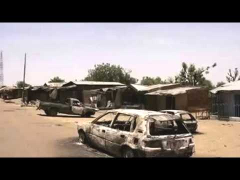 Explosions Reported From Nigerina World Cup TV venue