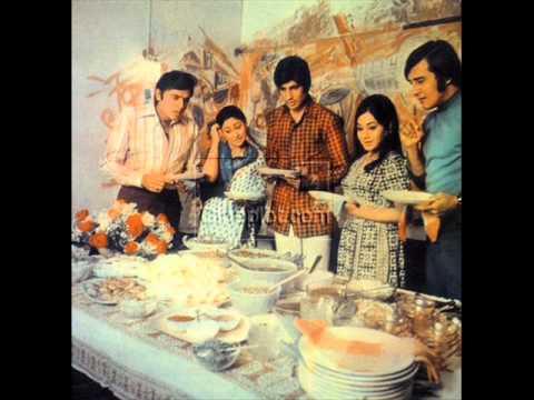 SAWAN KE JHOOLE PADE - JURMANA . 1979 - LATA MANGESHKAR - RD...