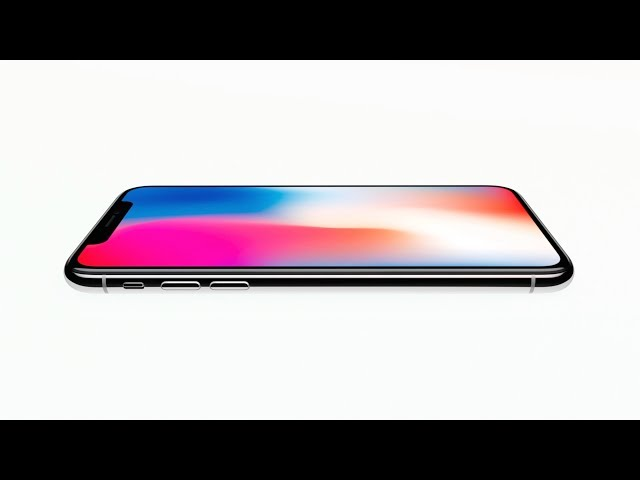 iPhone X — Presentamos el iPhone X — Apple thumbnail