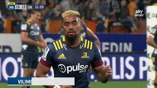 INVESTEC SUPER RUGBY AOTEAROA ROUND 1: Highlanders v Chiefs