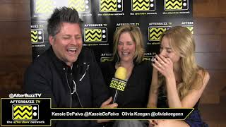 """Kassie DePaiva & Olivia Rose Keegan """"Day of Days"""" 2018 Interview 