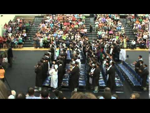 Claymont High School Graduation: A priceless moment