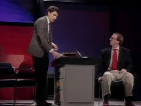 Rowan Atkinson Live - Fatal beatings - Mr.Bean actor's hilarious schoolmaster