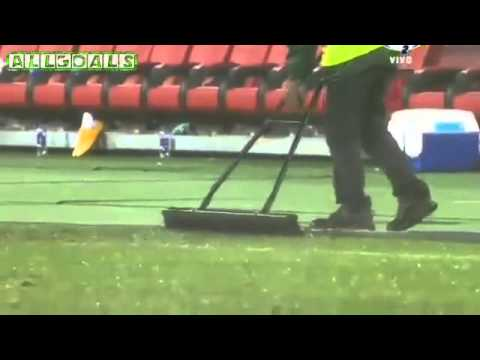 Scandal Stadium of Rabat Fifa Club World Cup Morocco 2014 فضيحة ملعب مولاي عبد الله بالرباط