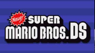 Lose a Life - Newer Super Mario Bros. DS