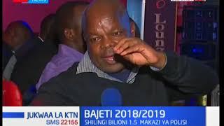 Eldoret residents react to Kenya's Sh3 Trillion budget | #BudgetKE2018