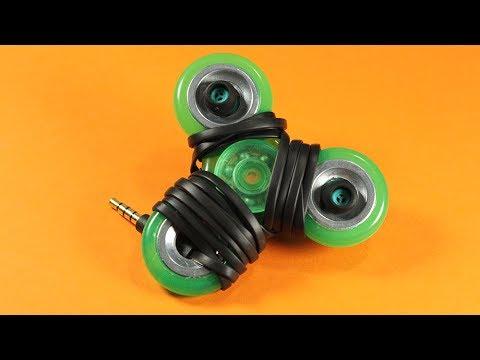 3 Simple life hack or fidget spinner toys #13