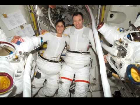 NASA International Space Station Downlink with Vintage Magnet Part 2, David Alexander