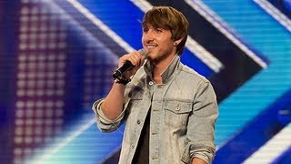 Download Kye Sones' audition - Swedish House Mafia's Save The World/Rita Ora's RIP - The X Factor UK 2012 3Gp Mp4